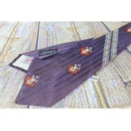 "Superb Vintage 1940s/1950s Jelineks Metcalf Cravats Jacquard Tie 3.5"" Wide Lindyhop/Swing/Zoot Suit/Rat Pack"