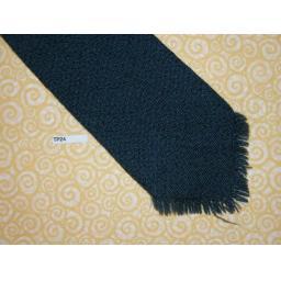 Vintage Vardoc Retro 70's/Wide/Kipper Tie Worsted Blue Frayed End 11cm Wide!