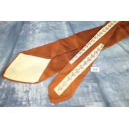 Superb Vintage 1940s 1950s Cheney Cravats Tie Lindyhop/Swing/Zoot Suit/Rat Pack