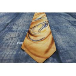 "Vintage 1940s/1950s Swirl Pattern Tie 5"" Wide Lindyhop/Swing/Zoot Suit/Rat Pack"