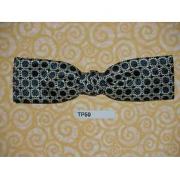 Vintage 1950s Clip On Bow Tie Royal U.S.A