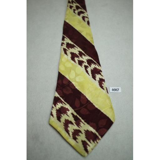 1940s / 50s Parkway Resilient Construction Vintage Swing Tie